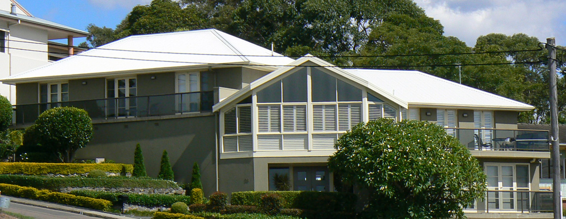Colorbond Metal Roofing Newcastle Lake Macquarie Gutters